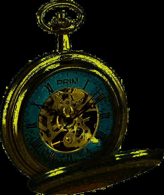 Kapesní hodinky Prim W04P.13033.A