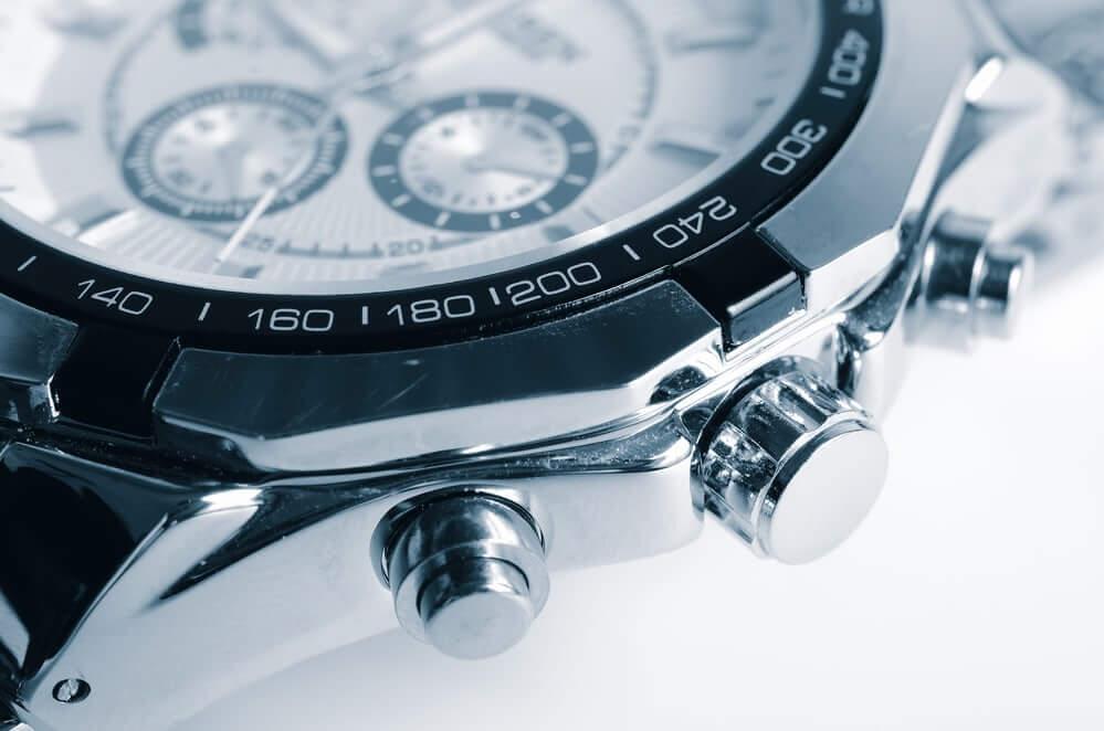 Chronograf hodinky