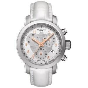 Dámské hodinky s chronografem Tissot T-Sport PRC 200 Quartz Chrono T055.217.16.032.01