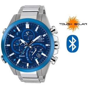 Chytré hodinky Casio Edifice Bluetooth Connected EQB 500DB-2A