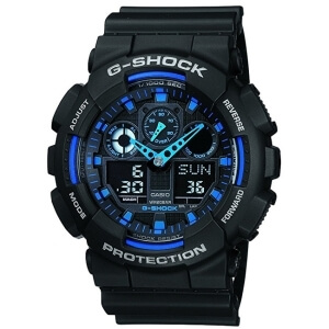 Casio The G/G-SHOCK GA-100-1A2ER