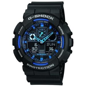 Hodinky Casio The G/G-SHOCK GA-100-1A2ER