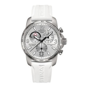 Hodinky s tachymetrem Certina SPORT COLLECTION - DS PODIUM Chrono - Quartz C001.639.97.037.00
