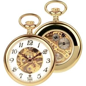 Kapesní hodinky Royal London 90002-02