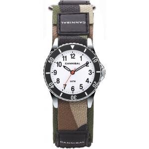 Dětské hodinky ocelové Cannibal CJ247-11