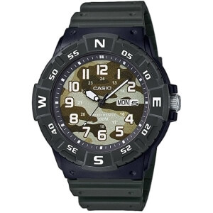 Levné vojenské hodinky Casio Sport MRW-220HCM-3BVEF