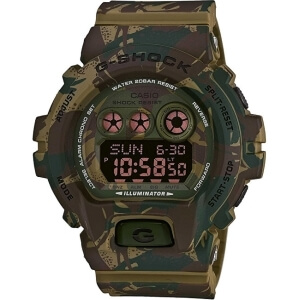 Vojenské a outdoorové hodinky Casio The G/G-SHOCK GD X6900MC-3