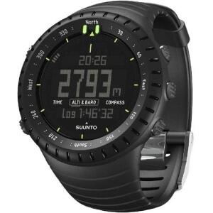 Outdoorové a vojenské hodinky Suunto Core All Black