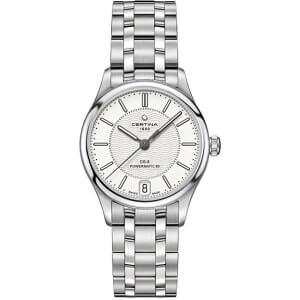 Dámské vodotěsné hodinky Certina URBAN COLLECTION - DS 8 Lady - Automatic C033.207.11.031.00