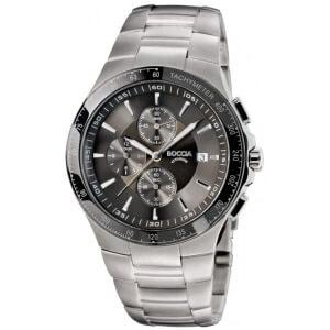Pánské sportovní hodinky Boccia Titanium 3773-01