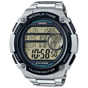 Velké hodinky Casio Collection AE 3000WD-1A
