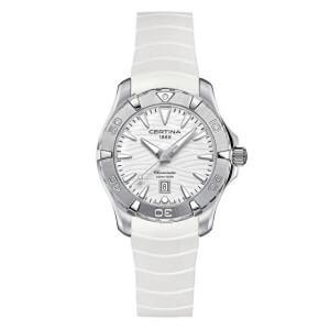 Dámské hodinky potápění Certina AQUA COLLECTION - DS ACTION Lady - Quartz C032.251.17.011.00