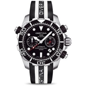 Potápěčské hodinky Certina DS Action Diver Chronograph Automatic C013.427.17.051.00