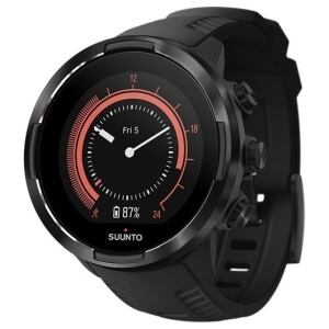 Sportovní hodinky s GPS Suunto 9 Baro Black