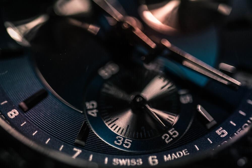Značkové hodinky detail