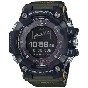 Hodinky s GPS Casio GPR B1000-1B Rangeman