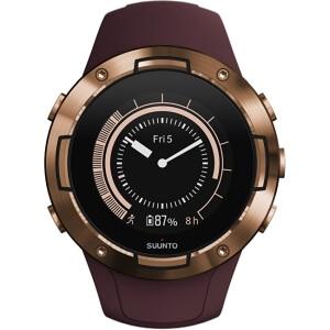Outdoorové hodinky Suunto 5 G1 Burgundy Copper SS050301000