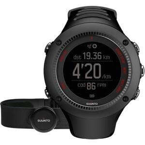 Běžecké hodinky Suunto Ambit3 Run Black HR