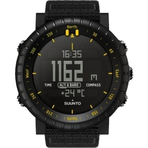 Outdoor hodinky Suunto Core Regular Black Yellow SS050276000