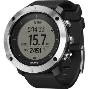 Outdoor hodinky Suunto Traverse Black
