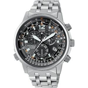Titanové hodinky Citizen Promaster Sky AS4050-51E