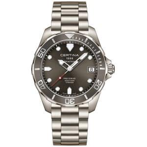 Titanové hodinky Certina AQUA COLLECTION - DS ACTION Gent - Quartz C032.410.44.081.00