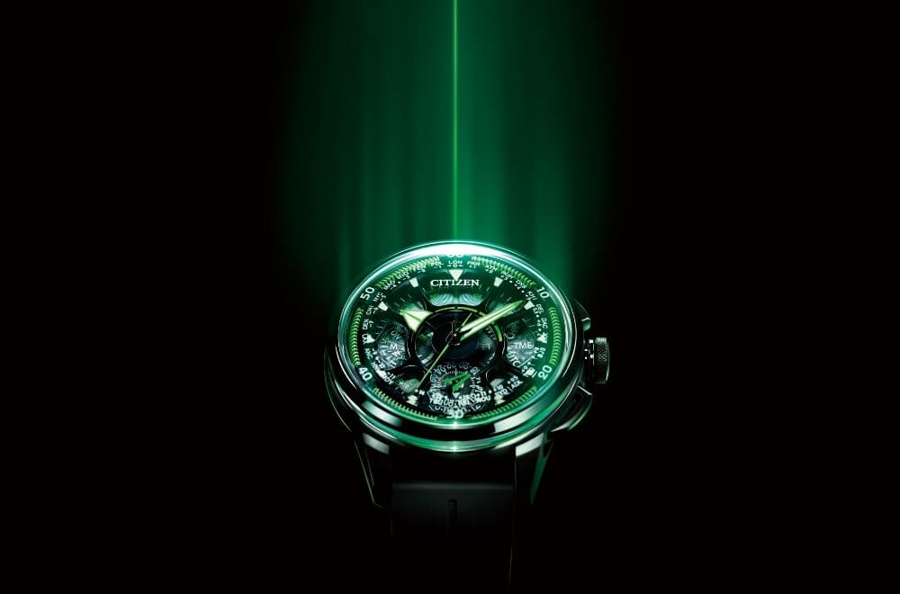 Pánské hodinky Citizen Satellite Wave CC7005-16E - Limited Edition 100 Years Anniversary Limited Edition 1500pcs