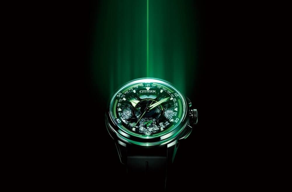 Pánské hodinky Citizen Satellite Wave CC7005-16E - Limited Edition 100 Years Anniversary Limited Edition 1500pcs