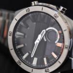 Solární hodinky