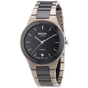 Pánské keramické hodinky Boccia Titanium 3628-01
